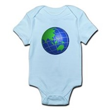 Oceana Globe Body Suit