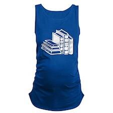 Books Maternity Tank Top