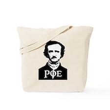 Edgar Allan Poe Tote Bag
