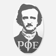 Edgar Allan Poe Decal
