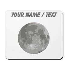 Custom Super Moon Mousepad