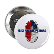 "Andes mountains 2.25"" Button (10 pack)"