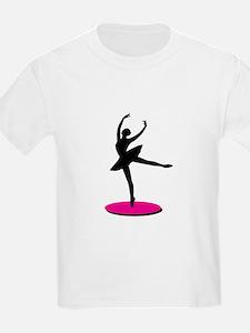 On Toe Ballerina T-Shirt