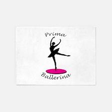Prima Ballerina 5'x7'Area Rug