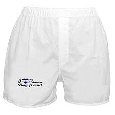 El Salvadorian Boy Friend Boxer Shorts