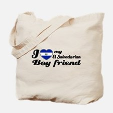 El Salvadorian Boy Friend Tote Bag