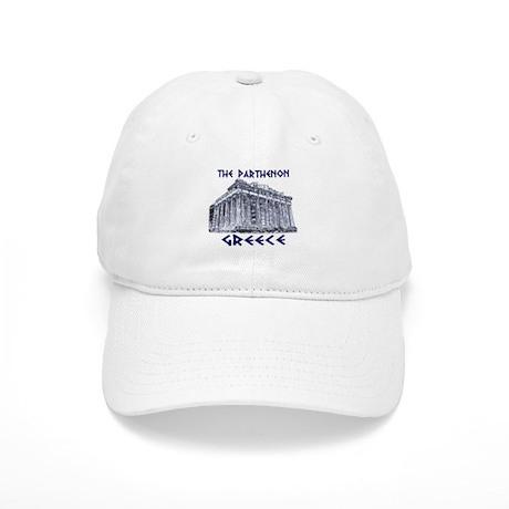 Parthenon Athens Cap