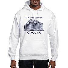 Parthenon Athens Hoodie