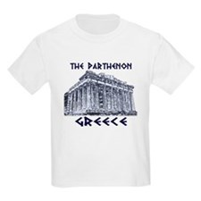 Parthenon Athens T-Shirt