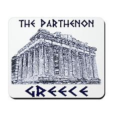 Parthenon Athens Mousepad