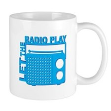 Let the Radio Play Mugs