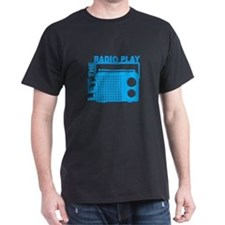 Let the Radio Play T-Shirt