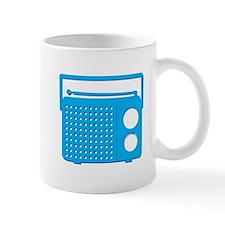 Blue Radio Mugs