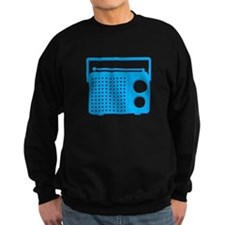 Blue Radio Sweatshirt
