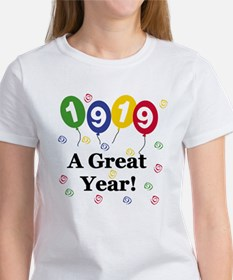 1919 A Great Year Tee