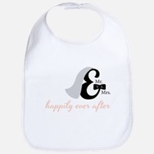 Happily ever after Bib