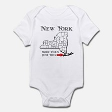 NY More Than Just This Infant Bodysuit