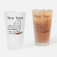 NY More Than Just This Drinking Glass