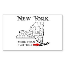 NY More Than Just This Decal
