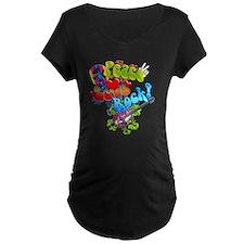 Peace Love Rock T-Shirt