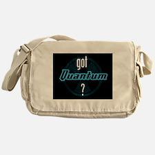 got Quantum? Messenger Bag