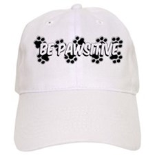 Be Pawsitive Baseball Cap