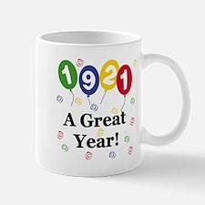 1921 A Great Year Mug