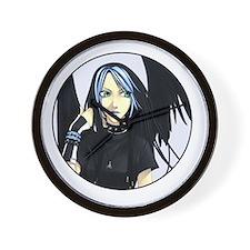 Avatar of Darkness Wall Clock
