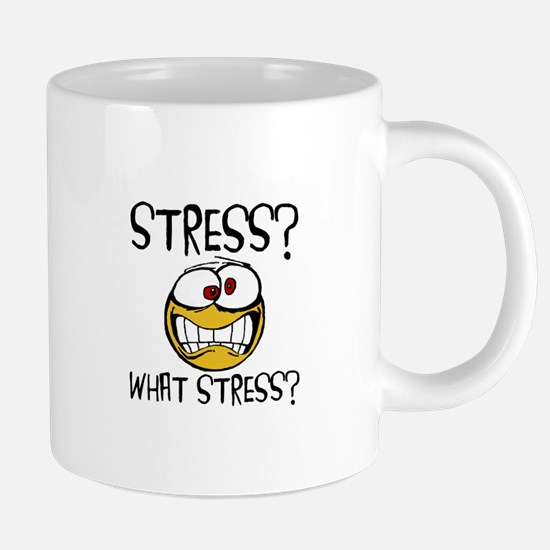 What Stress Mugs