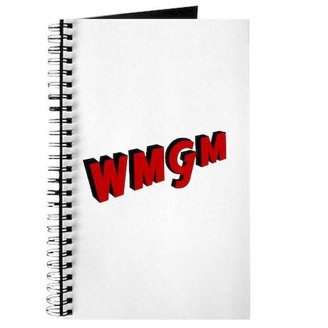 WMGM New York '55 - Journal