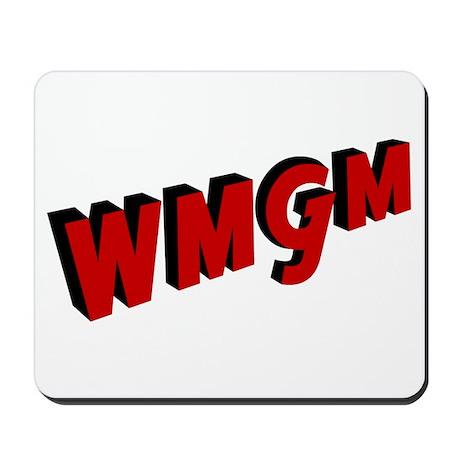 WMGM New York '55 - Mousepad