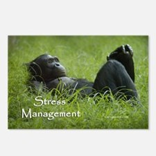 Stress Management Postcards (Package of 8)