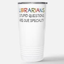 Cute Questions Travel Mug