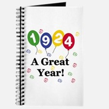 1924 A Great Year Journal
