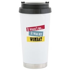 Unique Blame Travel Mug
