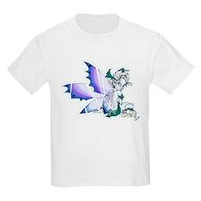 Blue Wing Fairy T-Shirt