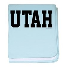 Funny Aggie baby blanket