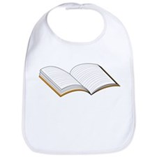 Open Book Bib
