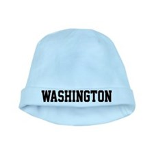 Funny Washington state cougars baby hat