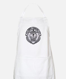 South Carolina Highway Patrol BBQ Apron