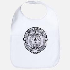 South Carolina Highway Patrol Bib