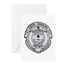 South Carolina Highway Patrol Greeting Cards (Pack