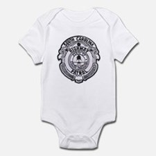 South Carolina Highway Patrol Infant Bodysuit