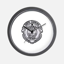 South Carolina Highway Patrol Wall Clock