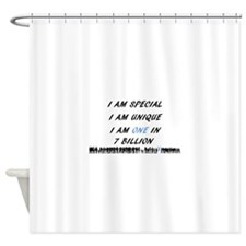 Cool Downs Shower Curtain