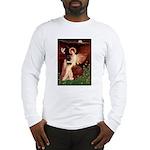 Angel (#1) & Schipperke Long Sleeve T-Shirt
