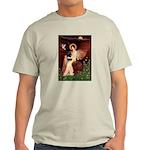 Angel (#1) & Schipperke Light T-Shirt