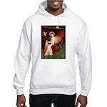 Angel (#1) & Schipperke Hooded Sweatshirt