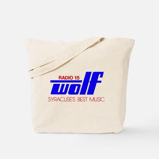 WOLF Syracuse '78 - Tote Bag