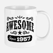 Awesome Since 1957 Mug